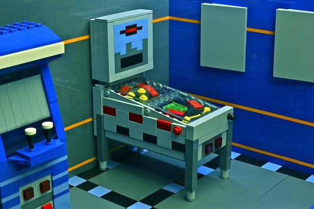 LEGO Pinball 1980!