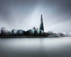 London Skyline with The Shard - London 2015