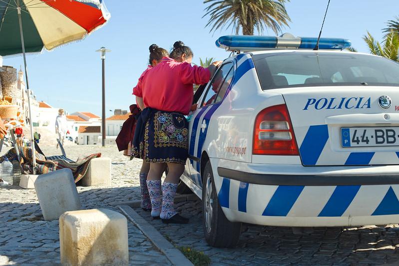 Сестрицы и полиция