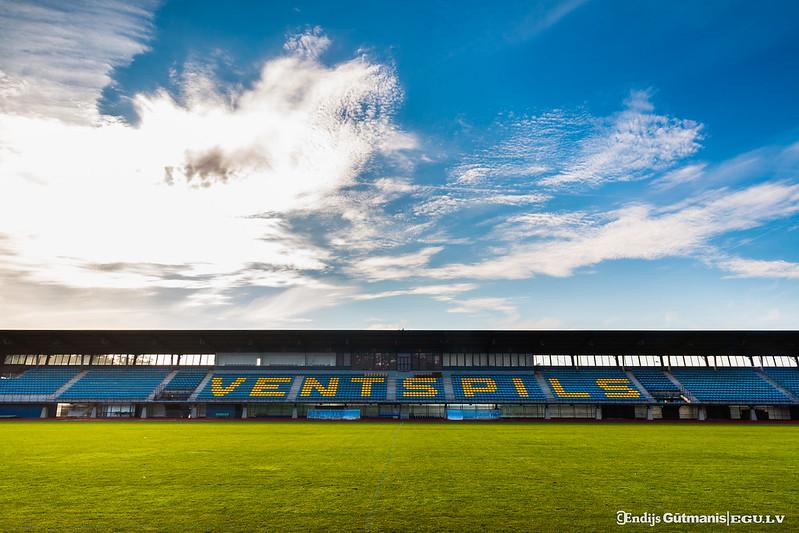 Ventspils Stadium