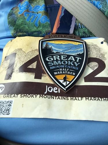 Post half-marathon (1)