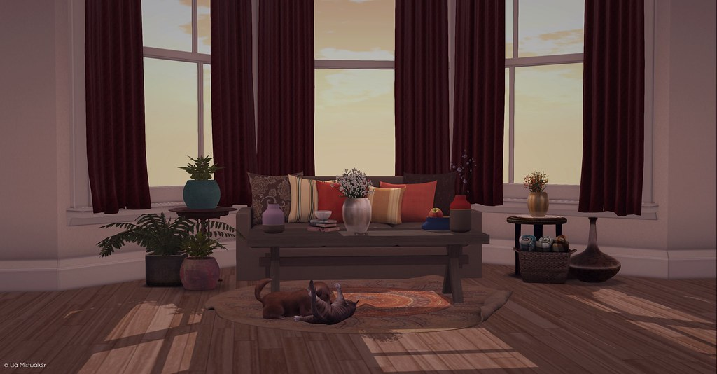 Fashion Therapy LOTD # 103 home decor