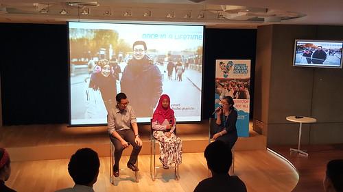 น้องๆ ตัวแทน Youth Forum 2014 มาแชร์ประสบการณ์