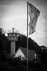 Flagge am Ostseegrenzturm by xjrmichi