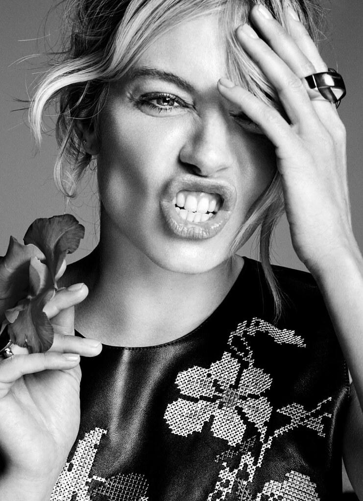 Сиенна Миллер — Фотосессия для «Marie Claire» 2015 – 5
