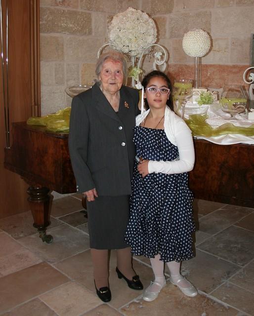 Rutigliano-Auguri i primi 100 anni di Francesca (3)