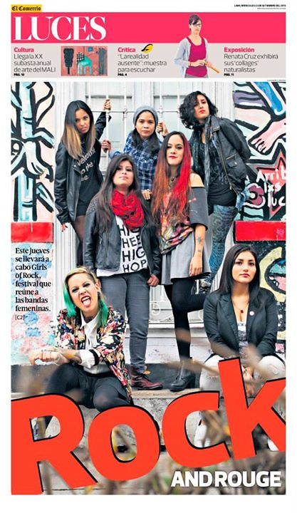 GIRLS OF ROCK 2015