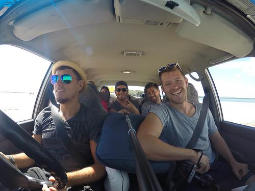 "On the ""Road"" auf Fraser Island"