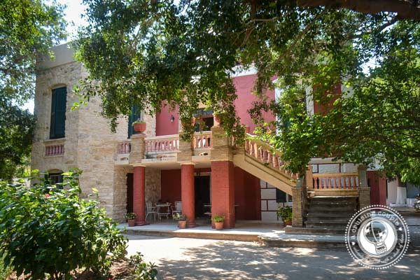 Archontiko Angelou Hotel Leros Greece
