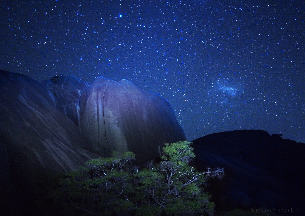 Starry night at the boulders_b_c