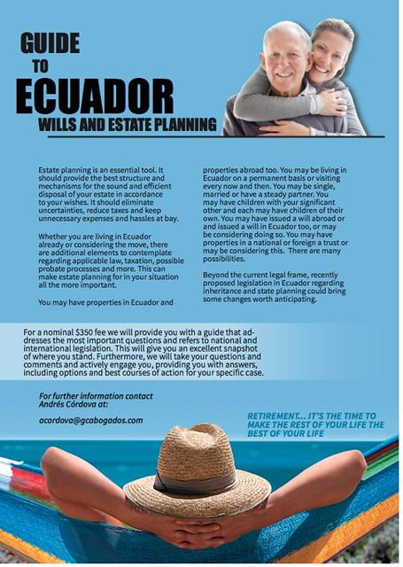 ecuador wills