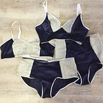 Sequins & Velvet Bra Collection
