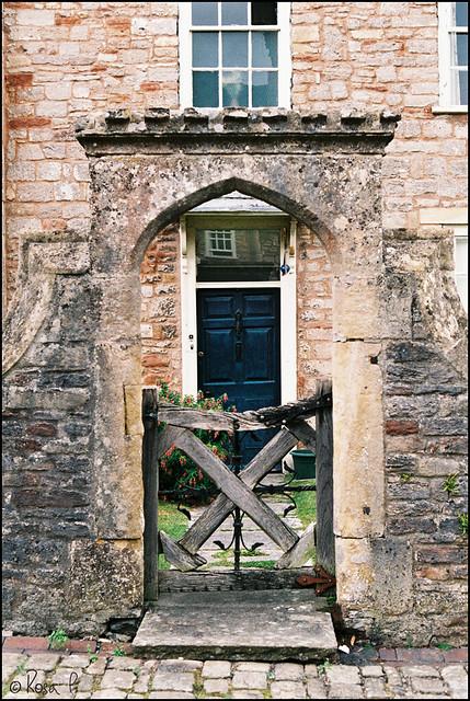 UK - Wells Door
