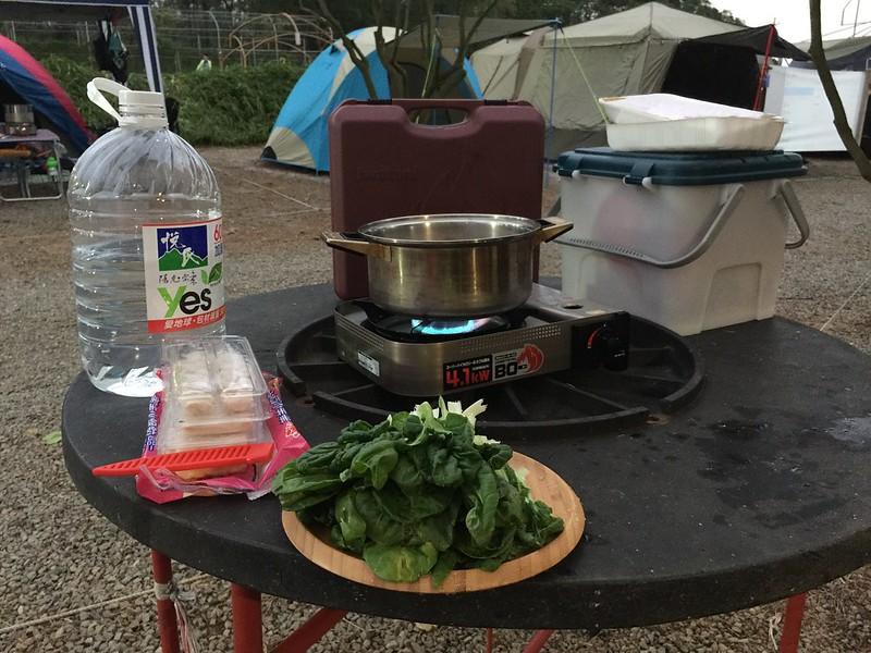 晚餐:羊肉爐