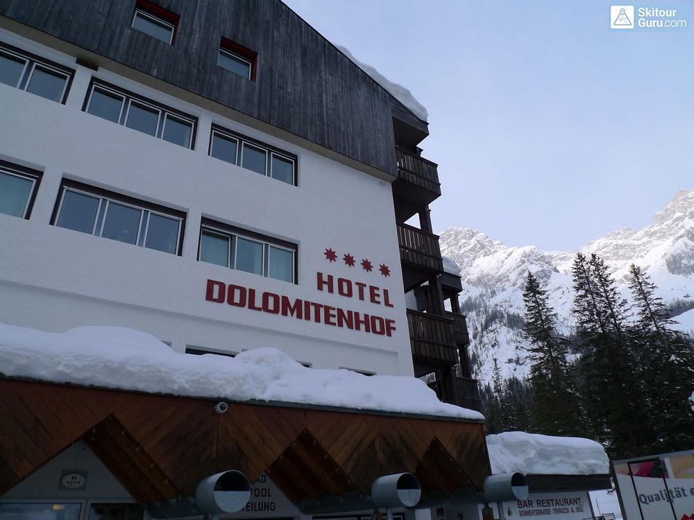 Fischleinboden - Dolomitenhof Dolomiti Itálie foto 02