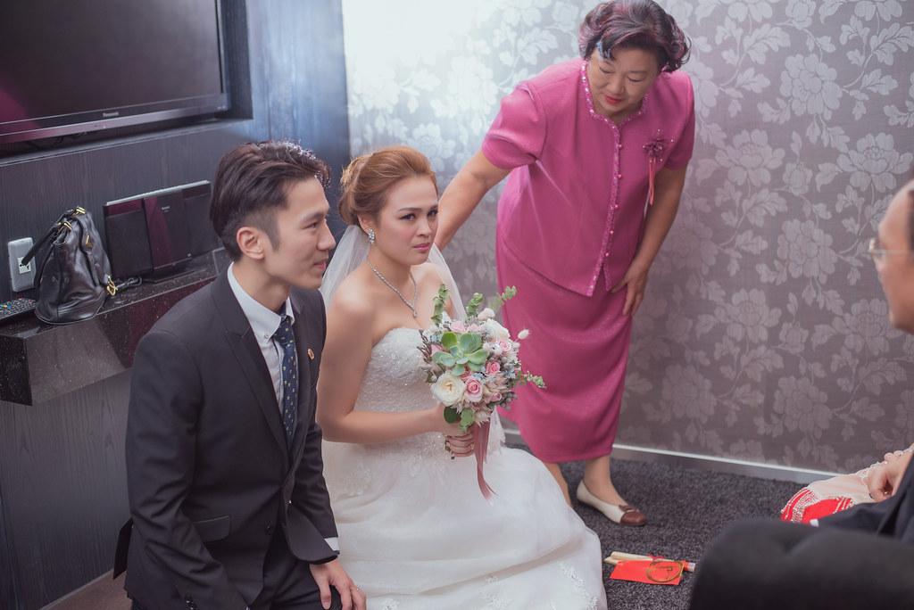 20151004京華城雅悅會館婚禮記錄 (205)