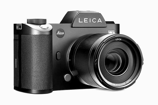 Leica dévoile son nouvel apn : Le Leica SL (Type 601) équipé d'un capteur de 24 MP et du meilleur EVF disponible sur le marché