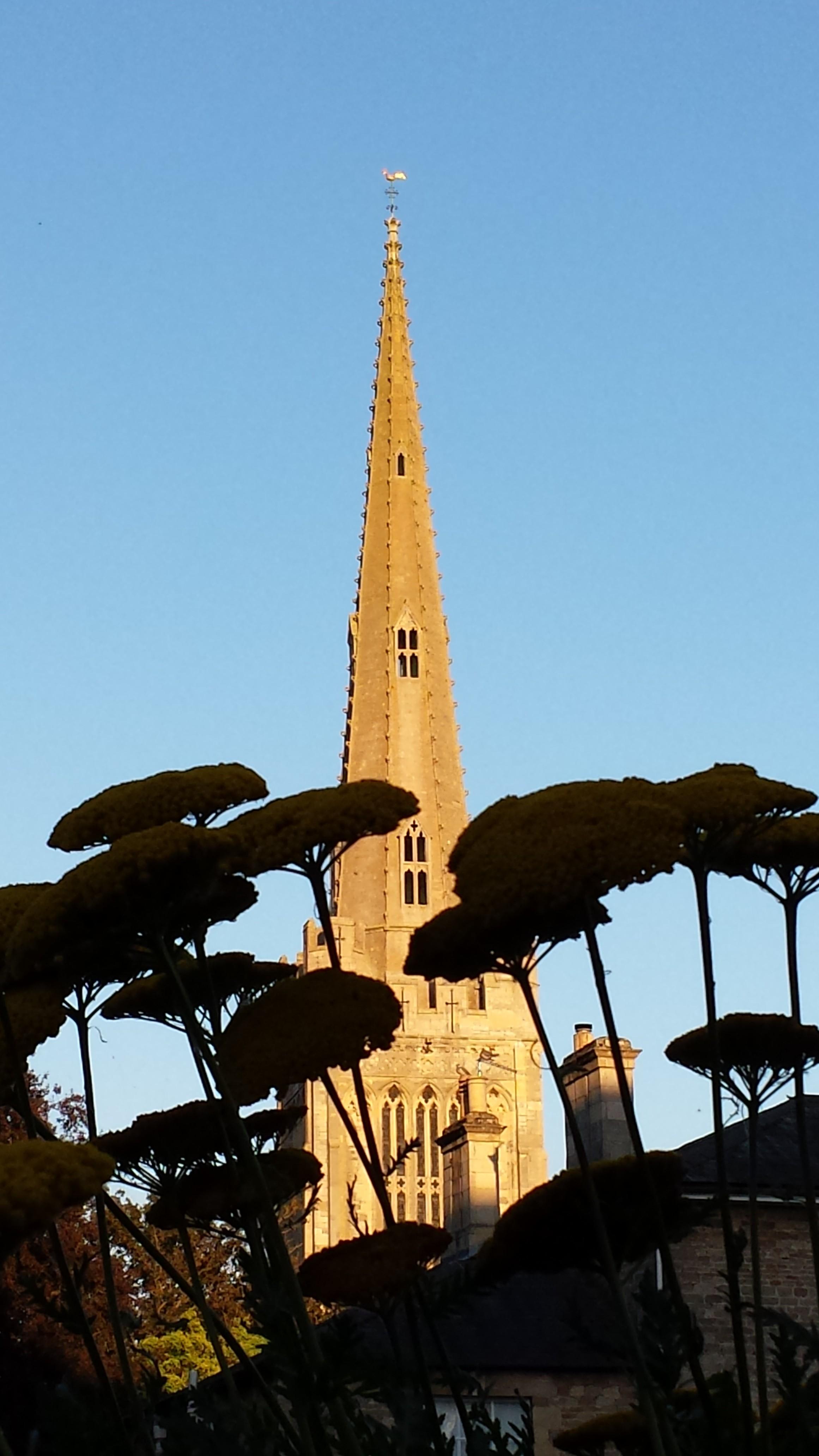 Winner: William Gunson, St Peter's Church, Oundle, Northamptonshire