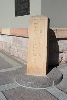 Image of Meridian Monument.