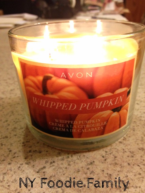 Whipped Pumpkin Candle
