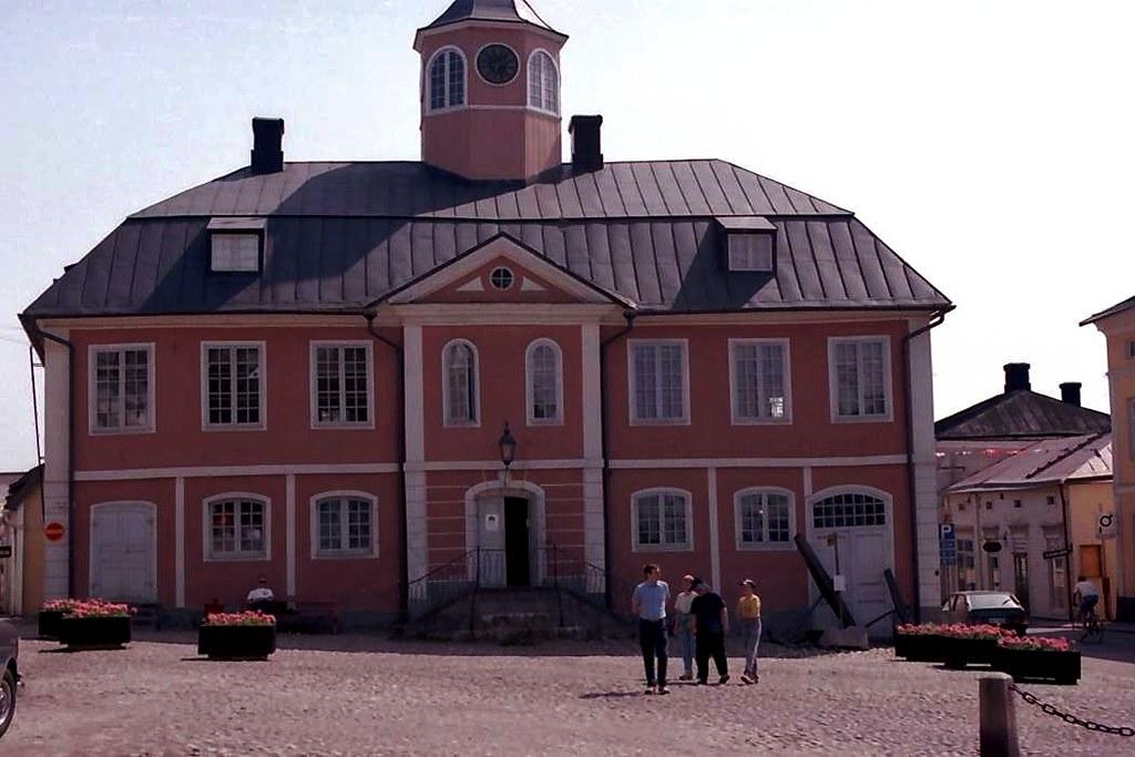 Porvoo - altes Rathaus