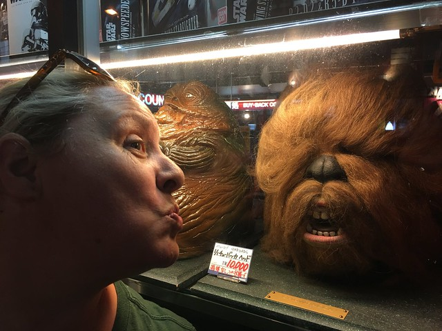 Claire and Chewy