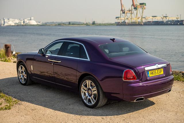 Rolls-Royce Ghost Series II (RR4)