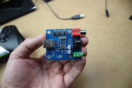 Mini DAC USB PCM2704