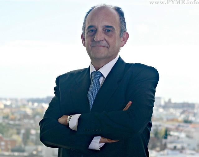 José Domínguez Leandro, Director Ejecutivo de EY Abogados (anteriormente Ernst&Young) y miembro del Comité de Expertos -sección jurídica- de la Asociación Española de Franquiciadores (AEF).
