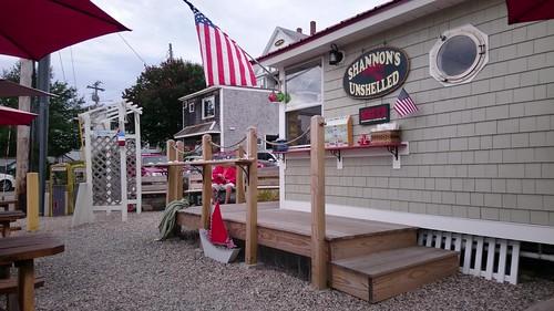 Shannon's Unshelled restaurant