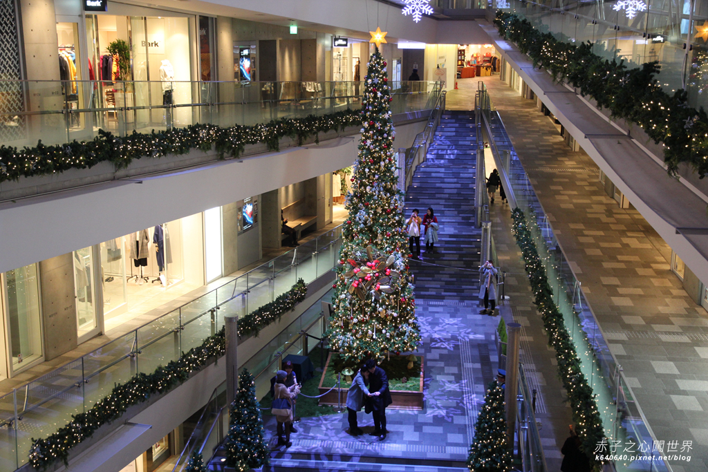 Tokyo Winter Illuminations- 表参道Hills-IMG_0708092