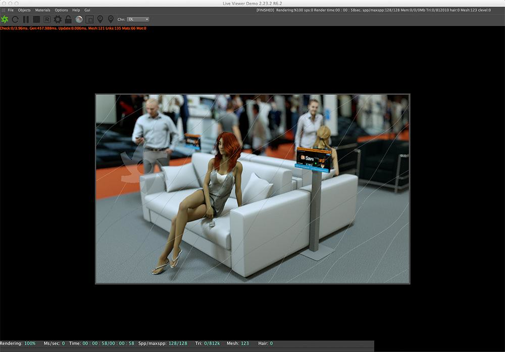 OTOY Forums • View topic - Daz Characters imported into C4D