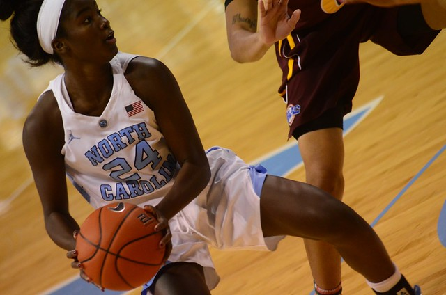 basketball: iona @ unc