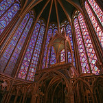Sainte-Chapelle - Cathedral of light (2)