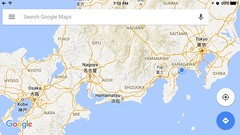 the route from tokyo to osaka on the bullet train