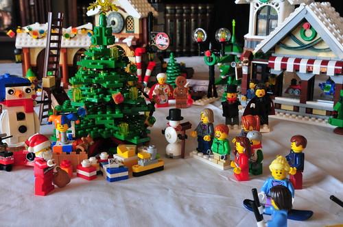 A Lego Christmas