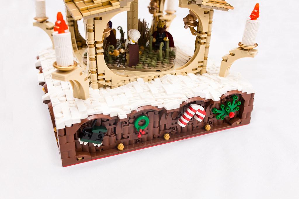 [BuildtheBrick #2]: Weihnachtspyramide 23506819749_1846c31791_b