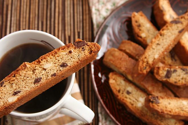 cappuccino biscotti 5