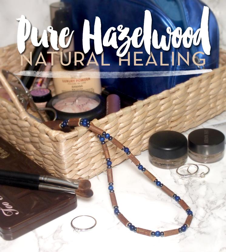 Pure Hazlewood 20 inch blue and hematite necklace (3)