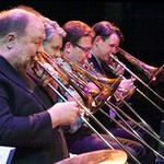 Colorado Jazz Repertory Orchestra Trombones -
