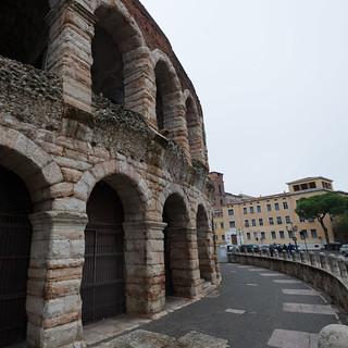 Image of  Arena. stadium italy roman nikon arena d3s verona veneto it squarecrop square 1x1