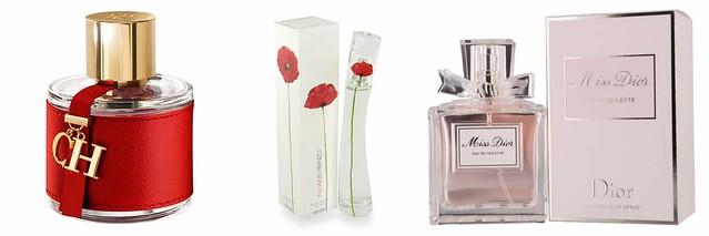 mejores perfumes para mujeres