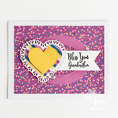 ODBD Feb New Release Reminder - Card for Grandma