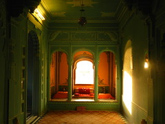 Qeen's room, City Palace, Udaipur