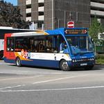 Stagecoach Optare Solo 47533 CN57BXM - Newport