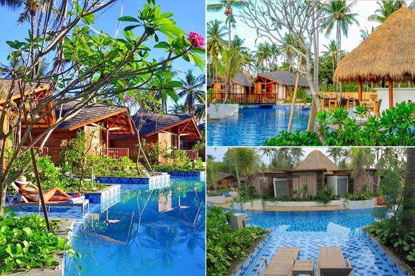 Gili Air Lagoon Resort - gambar 1