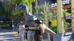 Universal Studios Hollywood: Raptor Encounter