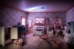 Nutshell Studies of Unexplained Death, Three-Room Dwelling Kitchen