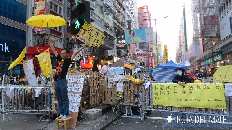 Umbrella Movement Hong Kong (2)