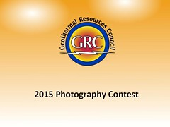 GRC 2015 - 36th Annual Geothermal Amateur Photography Contest